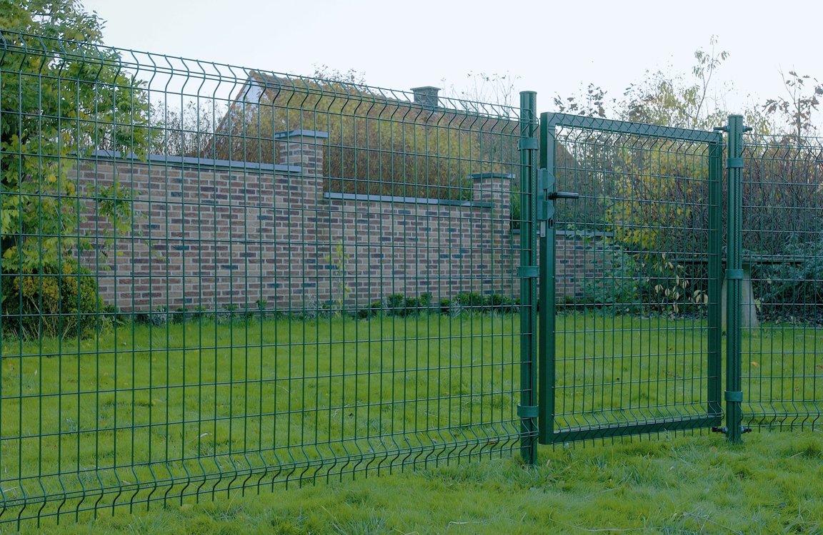 Panelis 3D 1730mm ZN + RAL6005 (zaļš)