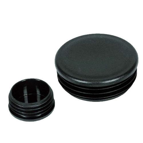Plastmasas - vāciņi, cepurītes, korķi, caurulēm d-90mm(2,5-5,0) sieniņas biezums.