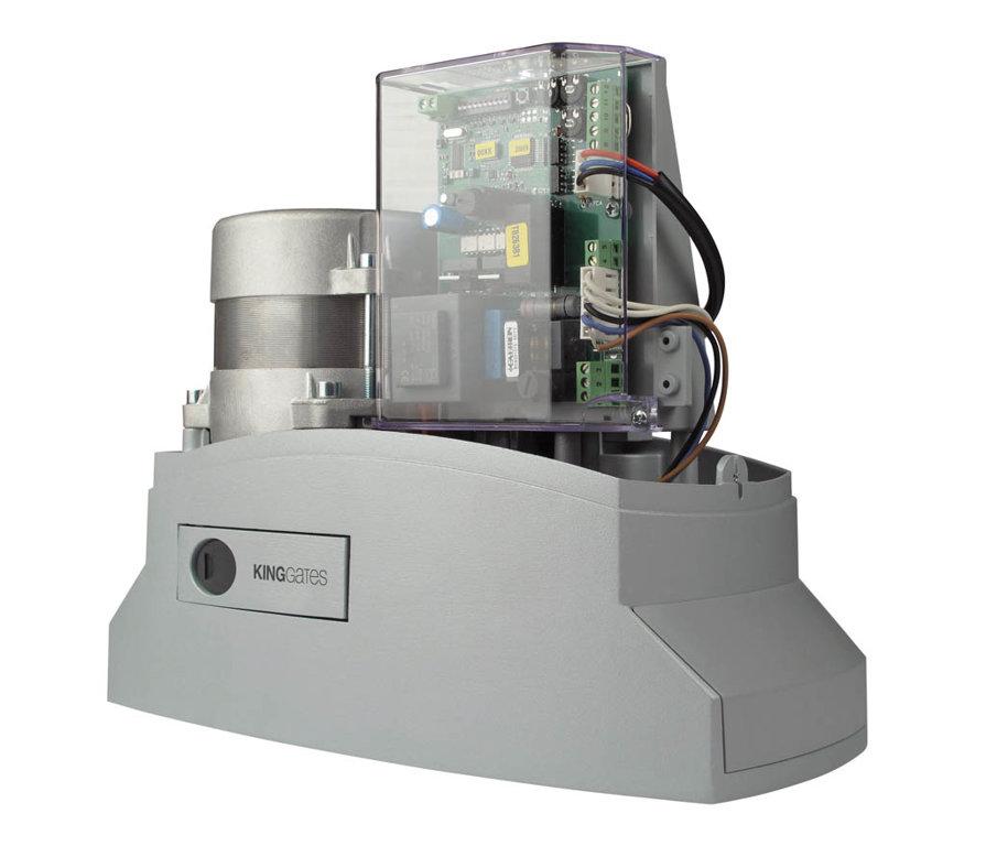 Bīdāmo vārtu automātikas komplekts NICE Dynamos Kit 230/500