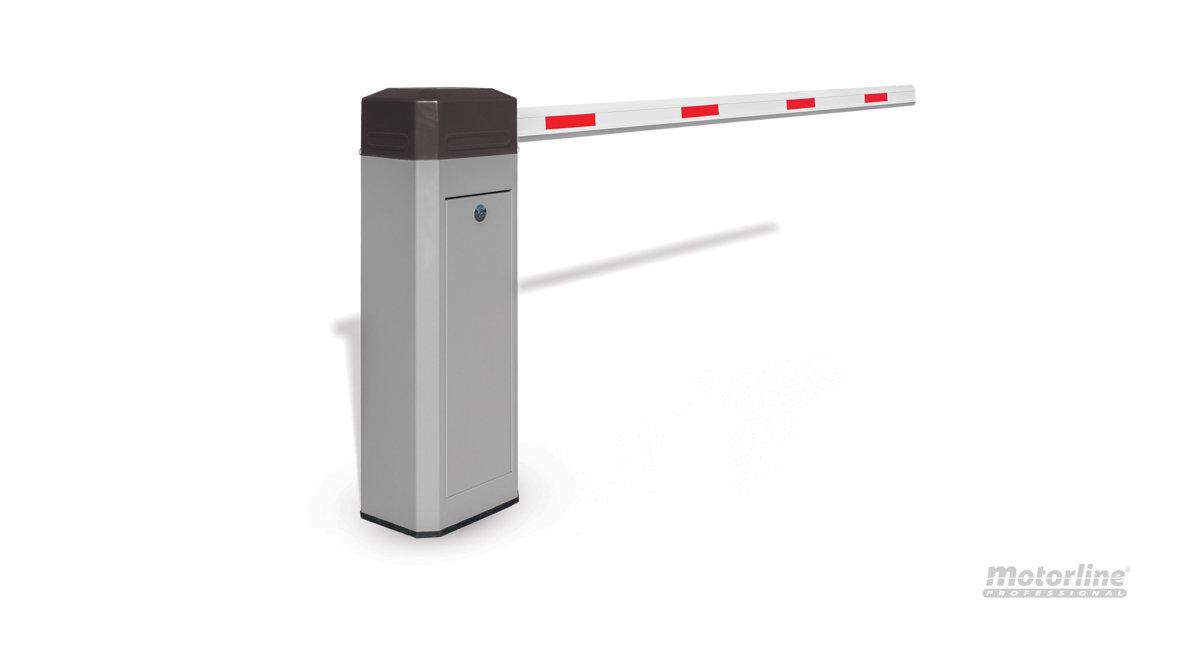 Paceļama barjera KMBM8 garums līdz 8 metri