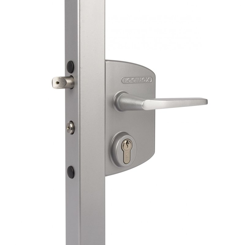 Industriālā slēdzene LOCINOX, 40-60 mm