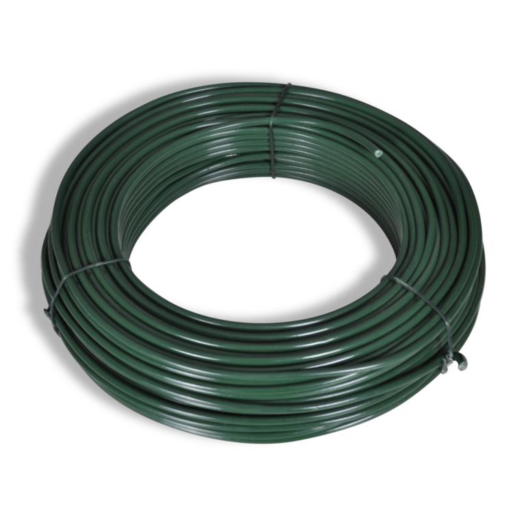 STIEPLE 3/4MM*100M ZN/PVC