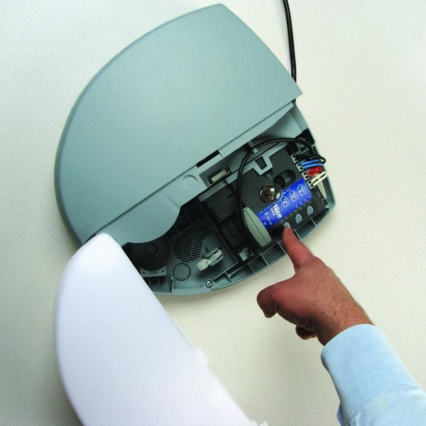 Garāžu vārtu automātika SPIN23