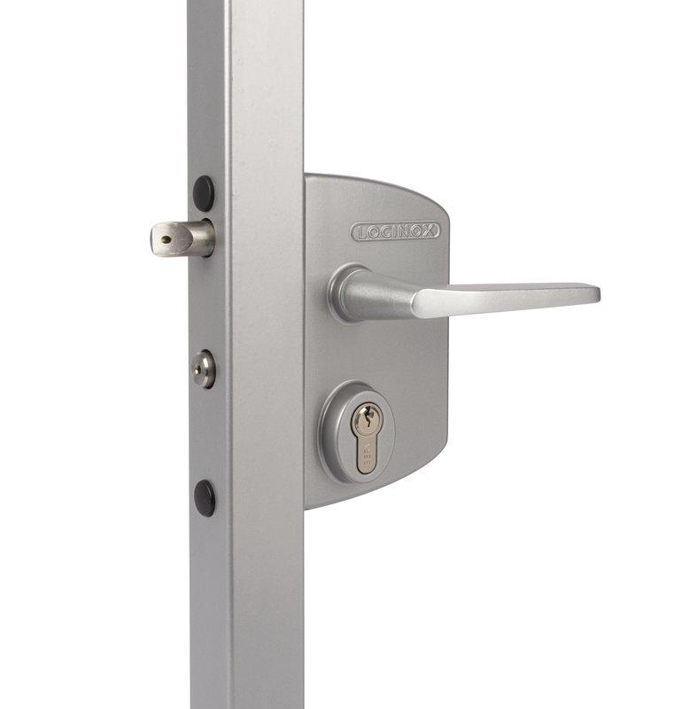 Industriālā slēdzene LOCINOX, 30-50 mm