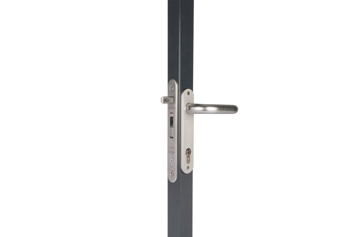 Iekaļamā slēdzene Forty Lock