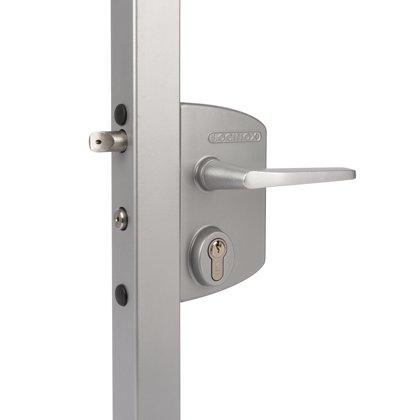 Industriālā slēdzene LOCINOX,60-80 mm