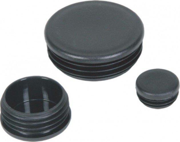 Plastmasas - vāciņi, cepurītes, korķi, caurulēm d-10mm
