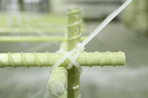 Stiklašķiedras armatūra 4mm*1m