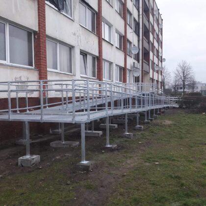 Panduss Fabrikas iela 2a, Ventspils